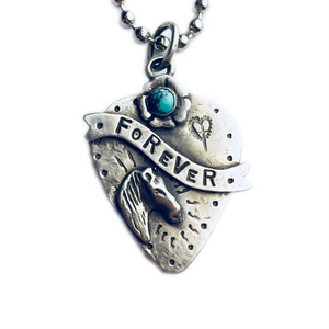 Forever Horse Necklace