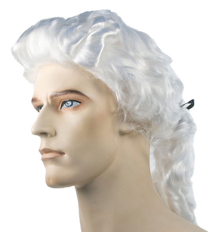 Colonial Man Wig, Halloween Costumes, Historical Costume, Wigs & Hair Costume