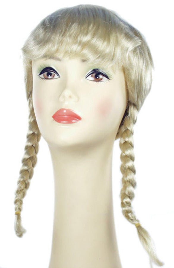 Dutch Girl Wig, Halloween Costumes, Historical Costume, Wigs & Hair Costume