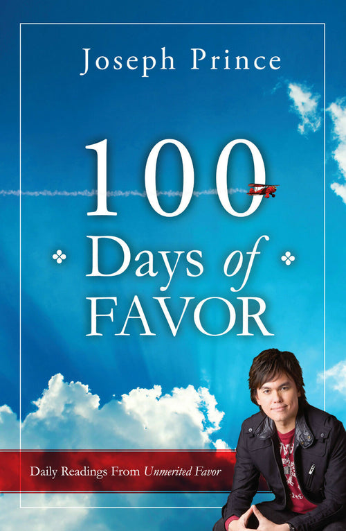 100 Days of Favor PB : Joseph Prince