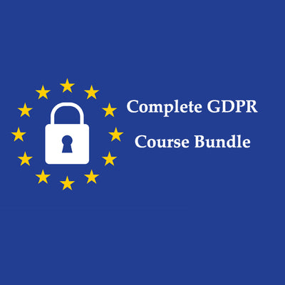 Complete GDPR Course Bundle - Data Protection Compliance, Data Protection, Security Incident Response