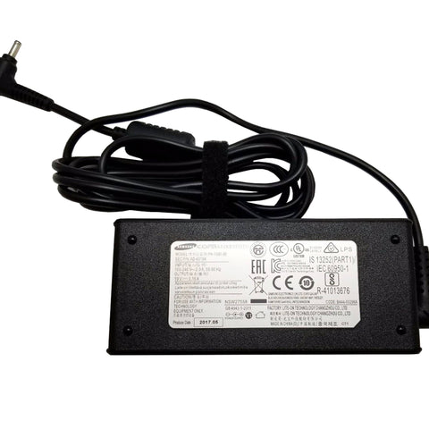 Samsung Genuine 19V 3.16A AC Power Adapter Charger Samsung AD-6019A PA-1600-96(3.0x1.1mm)