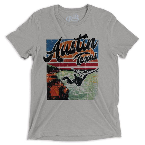 Jump In Austin Texas T-shirt