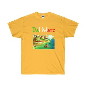 Dal Mare (By the Sea) TShirt | Italian Sea Tee Shirts