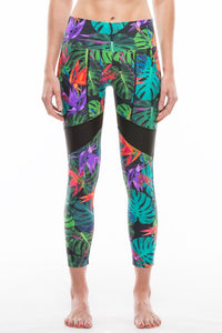 BIRD OF PARADISE | MOANA LEGGING