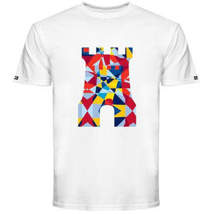 Crooks & Castles Mosaic Castle Men's T-Shirt