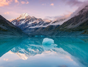 Glacier and Coastal Wonder-New Zealand