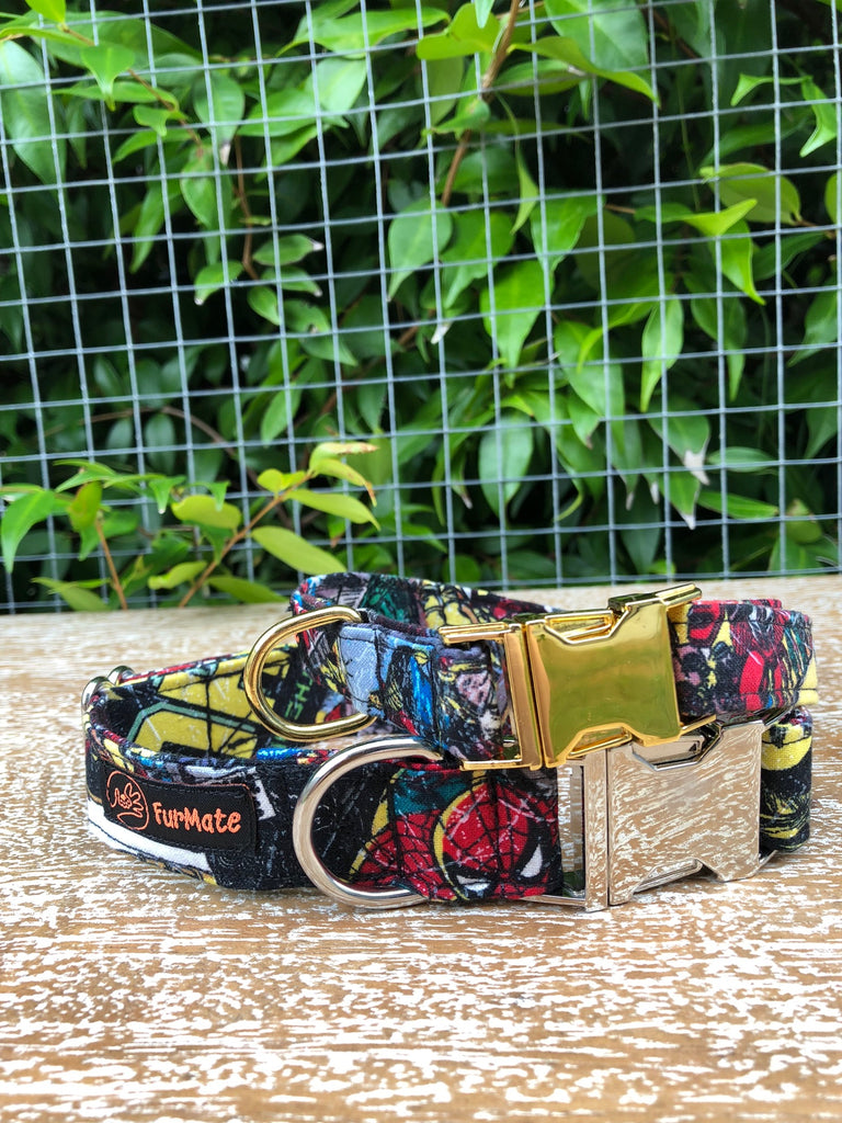 """Supaw Hero"" Collar"