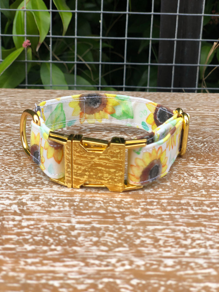 """Fun Flower"" Collar"