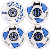 freeride wheels - free bearings - Kebbek skateboards