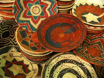 IN STOCK! 15 Hand Woven Southwest Style Baskets! WHOLESALE-$8.50 ea!