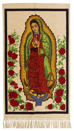 "30"" X 48"" Guadalupe Wallhanging"
