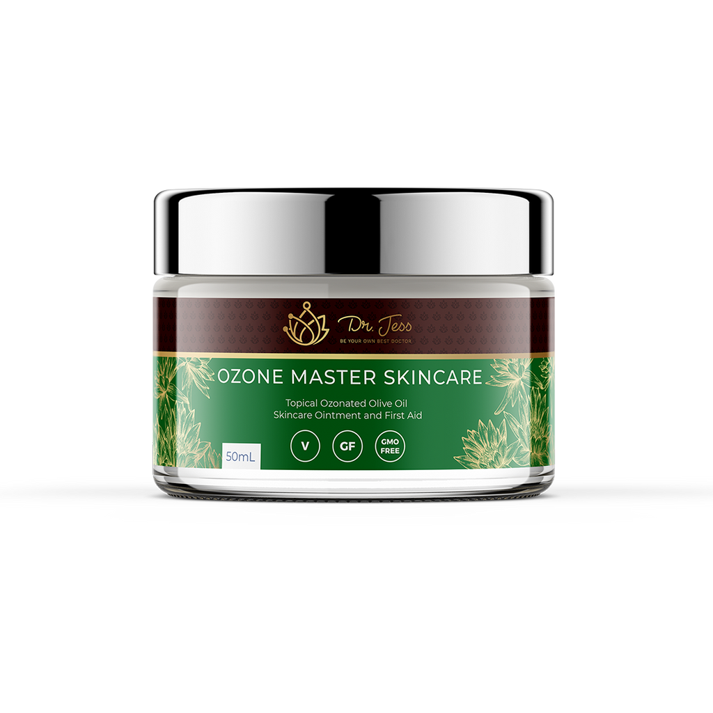 Ozone Master Olive Oil- Will ship July 19th