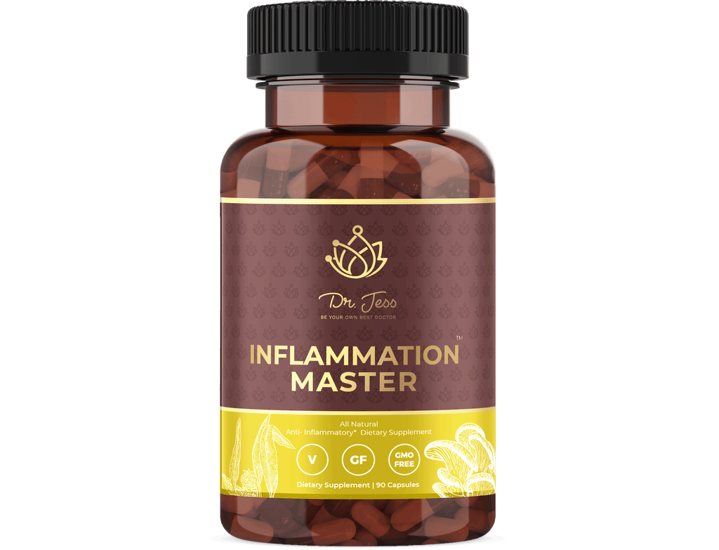 Inflammation Master - WILL SHIP JULY 19TH