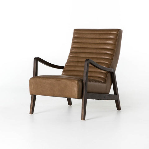 Emmett Sling Chair - Natural Umber