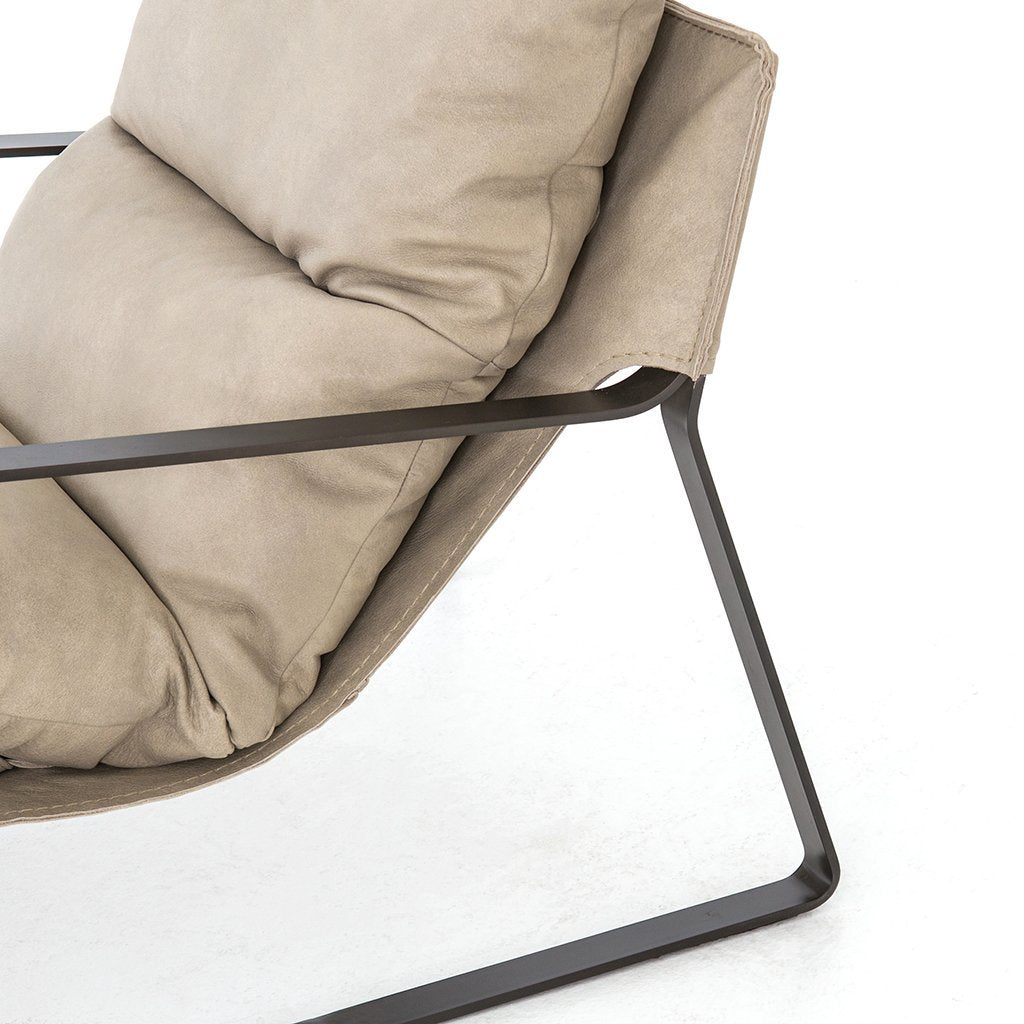 Emmett Sling Chair - Natural Umber CKEN-152A8-161