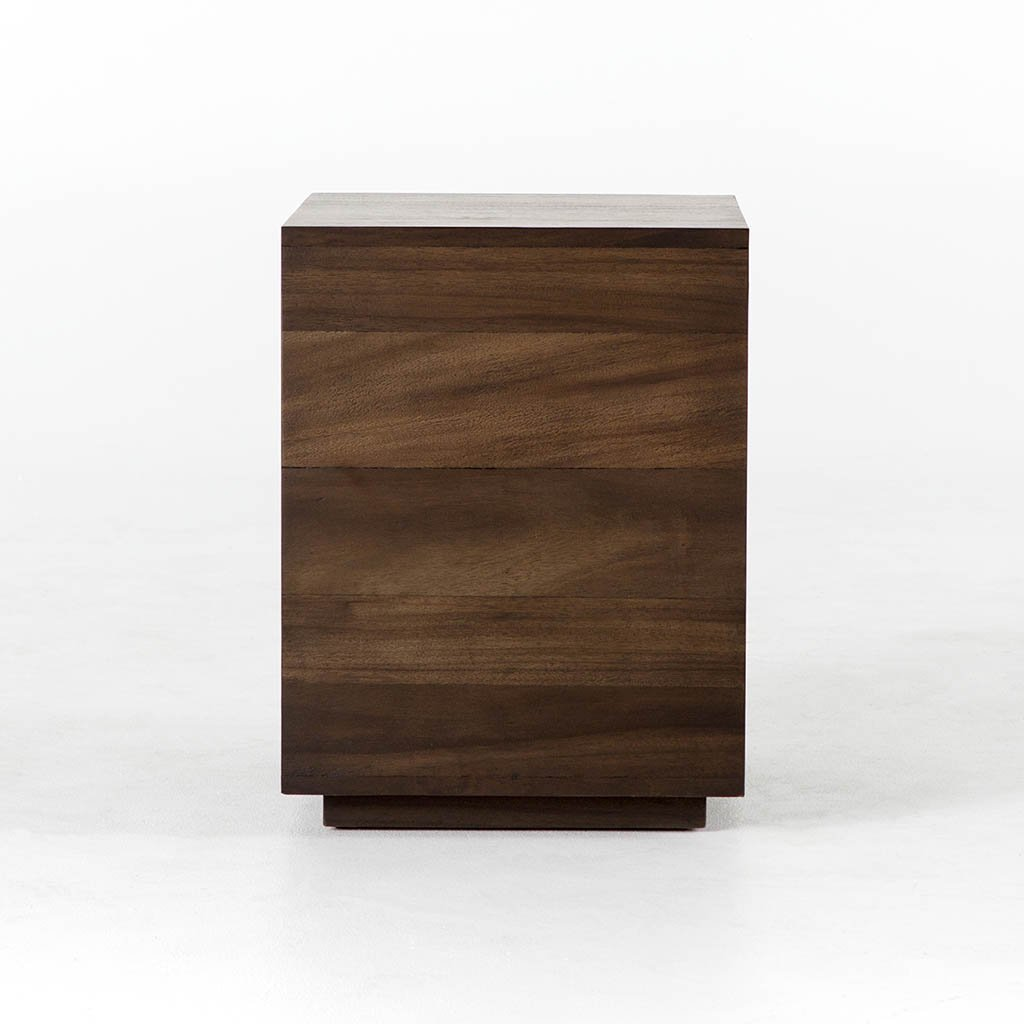 Kingston Nightstand UWES-107 Four Hands Side profile