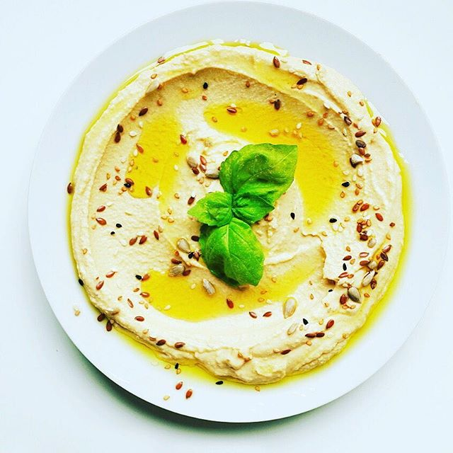 Authentic Hummus