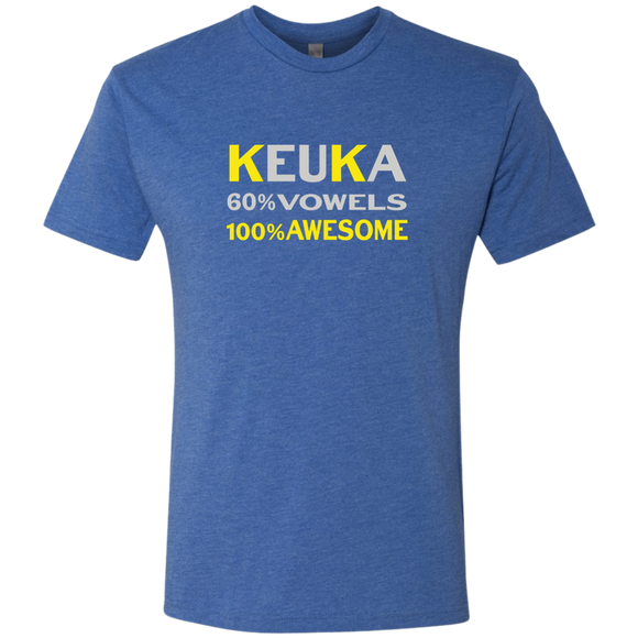 100% Awesome Keuka T-Shirt QKA