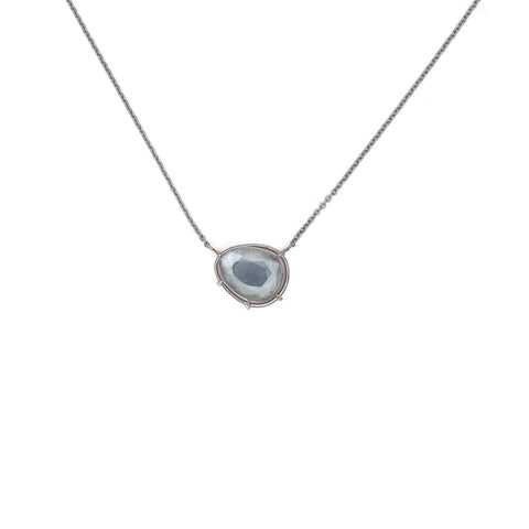 Blue Spinel Pendant