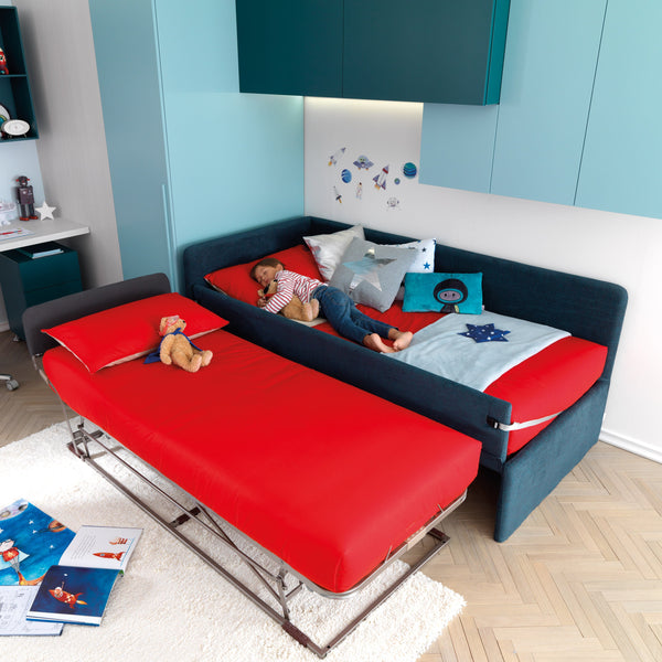 Emerge ~ kids bed with drawers or trundle - Spaceman HK