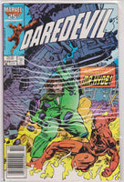 Daredevil #235 NM 9.4 - The Dragon's Tail