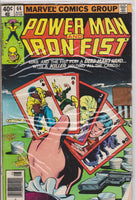Powerman and Iron Fist #64 FN 5.0 - The Dragon's Tail