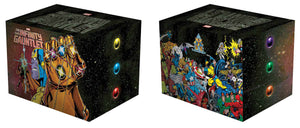 INFINITY GAUNTLET BOX HC SLIPCASE SET - The Dragon's Tail