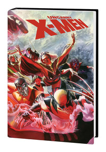 X-MEN ADAMANTIUM COLLECTION HC - The Dragon's Tail