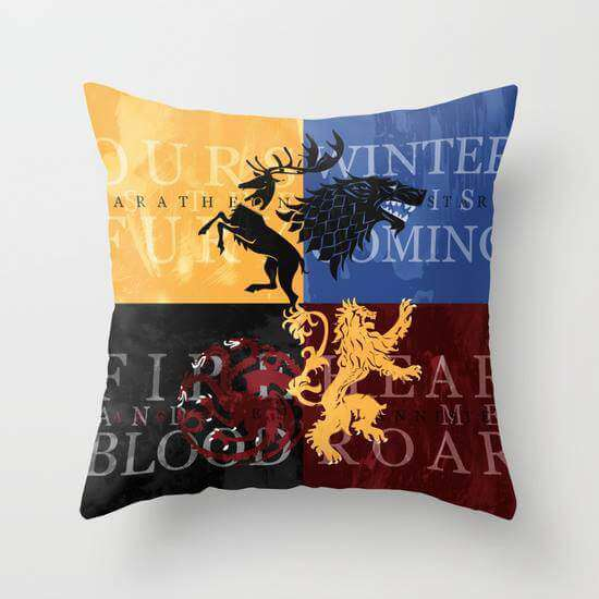 Game Of Thrones Cushion