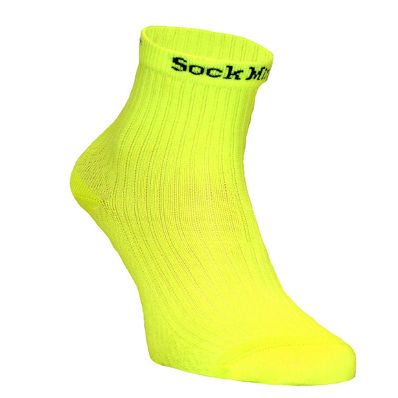 GripLock™ Quarter Lightweight in Neon Yellow