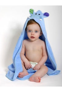 Henry The Hippo Hooded Towel