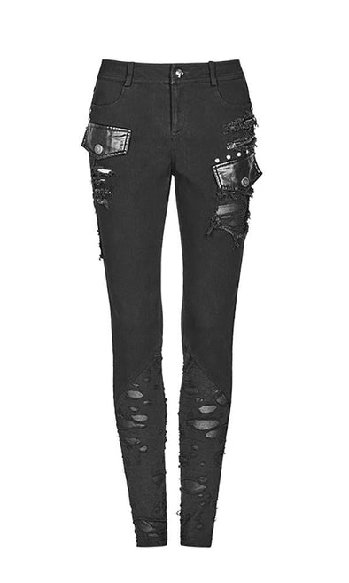Punk Rave Affliction Pants