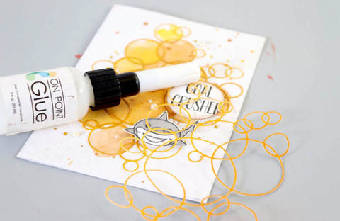 Imagine Crafts - Learn How To Create A Color Wash Effect On A Card