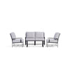 Yardbird Colby Outdoor Loveseat Set Outdoor Furniture