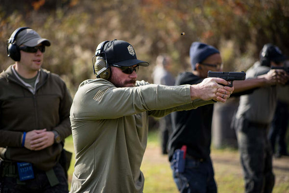 Defensive Pistol 1 – North Buffalo Sportsman's Club - Kittanning, PA (8-3-2019)