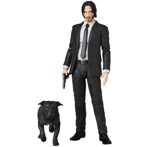 Mafex No. 085 John Wick Chapter 2 Action Figure Medicom