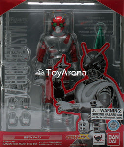 S.H. Figuarts Masked Kamen Rider ZX Action Figure (Item has Shelfware)