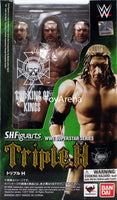 S.H. Figuarts Triple H WWE Action Figure