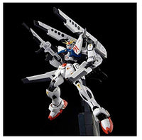 Gundam 1/100 MG F91 Ver 2.0 Back Canon Type & Twin VSBR Set Up Type Model Kit Exclusive