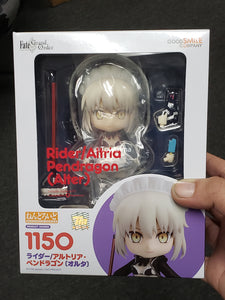 Nendoroid #1150 Rider/ Altria Pendragon (Alter) Fate/ Grand Order AX Exclusive