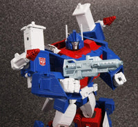 Transformers Masterpiece MP-22 Ultra Magnus W/ Perfect Edition Trailer (Re-Issue)