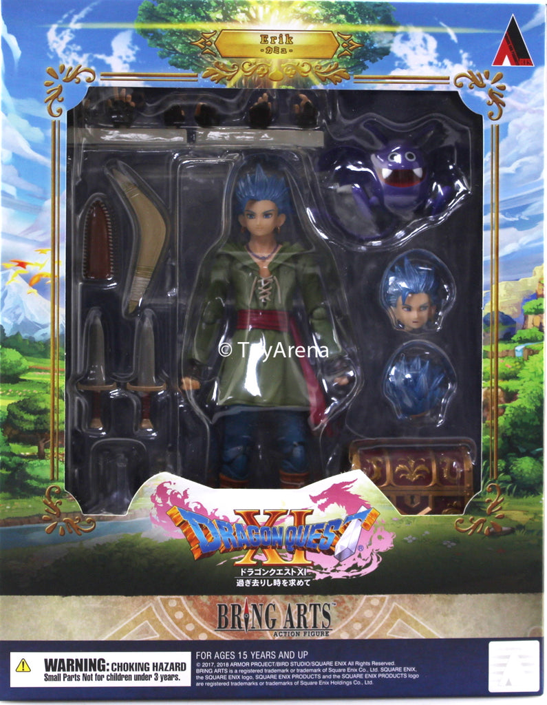 Bring Arts Dragon Quest XI Erik Square Enix Figure