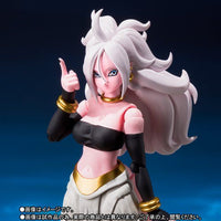 S.H. Figuarts Dragon Ball FighterZ Android 21 Action Figure USA Ver