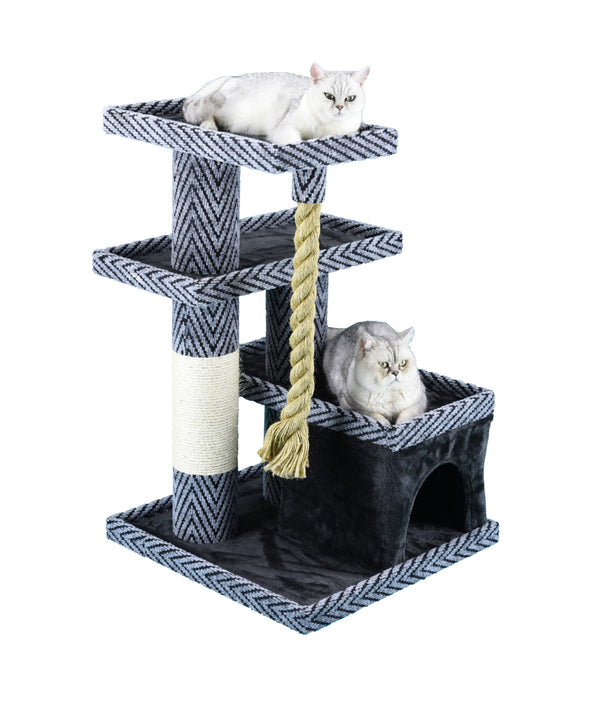 "38"" Sequoia Cat Tree (LP-848)"