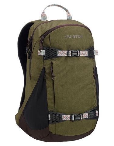 Burton Day Hiker Backpack 25L | Keef Heather