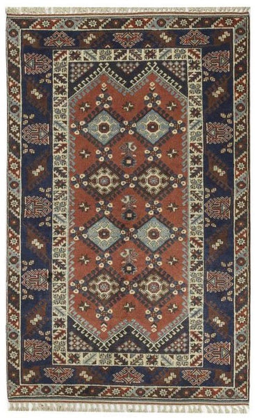 Turkish Milas Rug- 231cm x 147cm