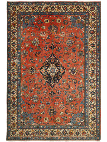 Fine Persian Sarough Rug