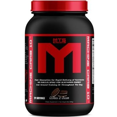 MTS Nutrition Machine Carb 10 2lb