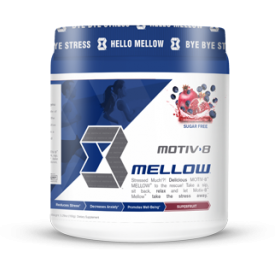Motiv8 Mellow 30 Servings (Free Shipping)